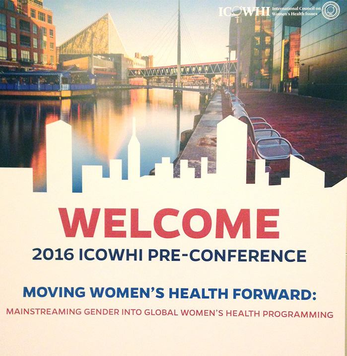 """There is so much more to gender than just women's health"": Mainstreaming gender into women's health programming"